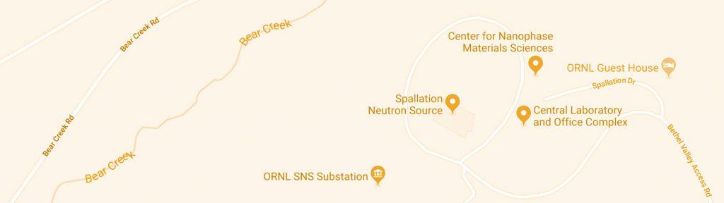 ornl map