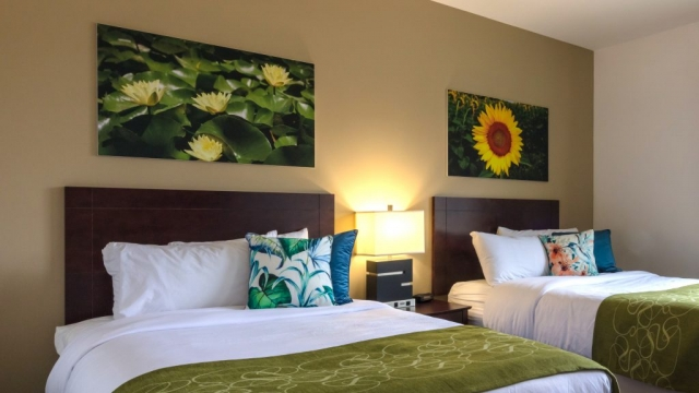 ornl guest house double bed