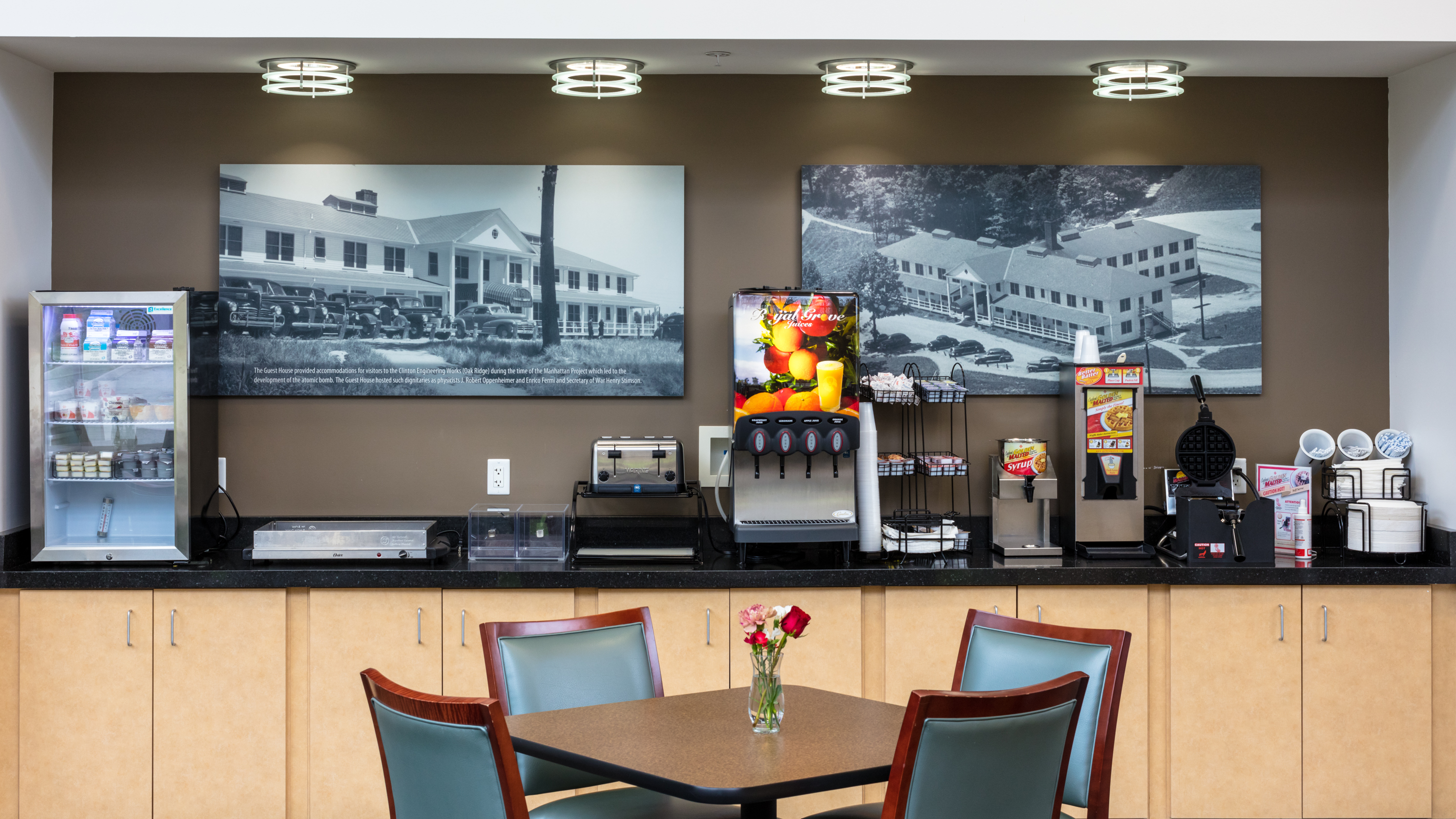 ornl guest house service counter